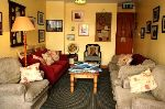 Slane Farm Hostel Living Room