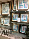 Multi-aperture photo frames.