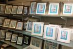 Ready made photo frames.