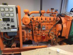 MacPower Open Gas Set