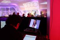 John Brady Events case study: Rehersals for Audi launch
