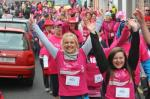Happy walkers in Kinsale