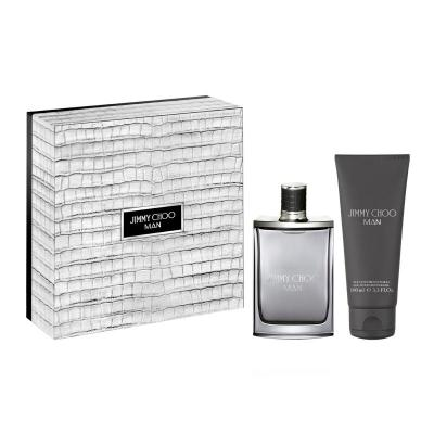 Jimmy Choo Man Eau De Toilette Gift Set