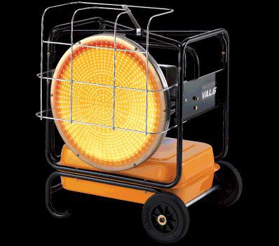 Radient Heater (Large)