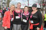 Trudy McCillicuddy, Rebecca Doran, Julette Jones and Sian Horn from Elite Pilates