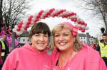 Pink Ribbon Ambassadors, Tara Flynn and Sharon Crosbie