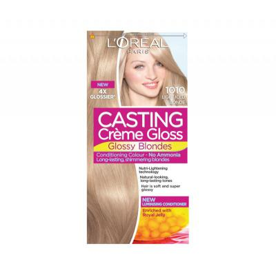 L'Oreal Paris Casting Creme Gloss Light Ice...