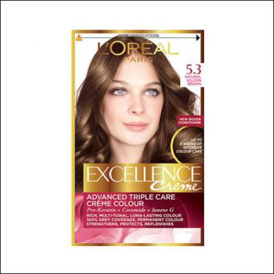 L'Oreal Paris Excellence Creme Natural Golde...