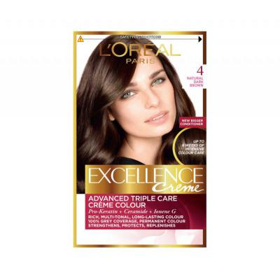 L'Oreal Paris Excellence Creme Natural Dark Brown ...
