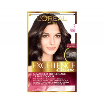 L'Oreal Paris Excellence Creme Natural Darkes...