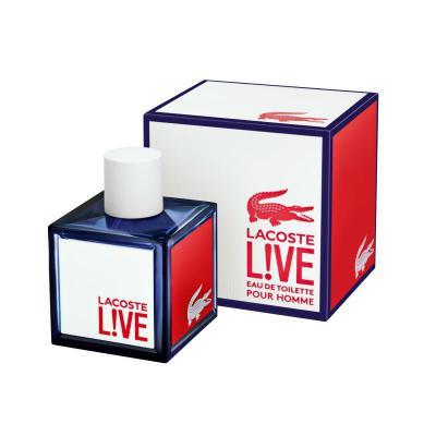 Lacoste Live Eau De Toilette - 100ml