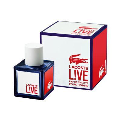 Lacoste Live Eau De Toilette - 40ml