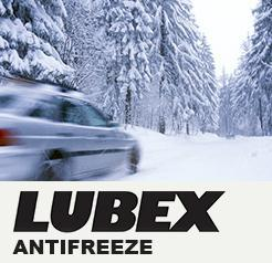 LUBEX ANTIFREEZE