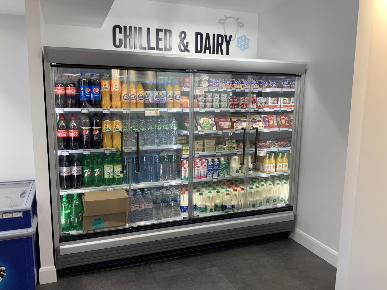 Anglo Irish Refrigeration - Maxol Ballinteer - Image 3