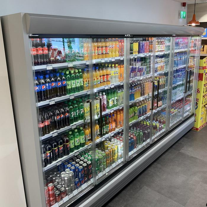 Maxol Ballinteer - Anglo Irish Refrigeration