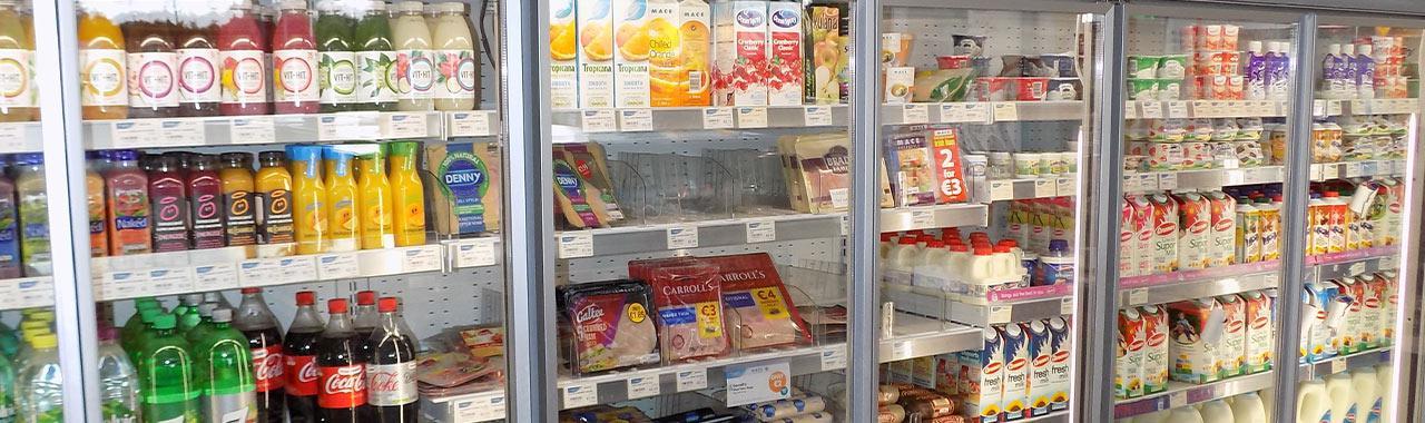 Anglo Irish Refrigeration - Maxol-Mace-Dundalk