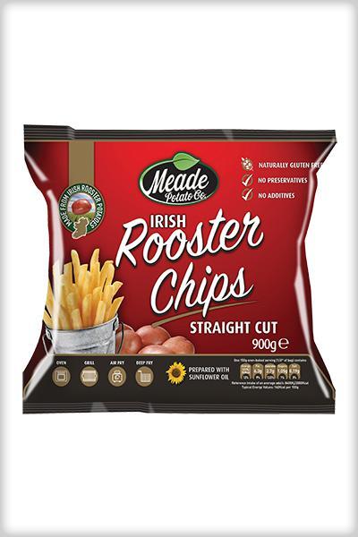 Meade Frozen Chips 900g