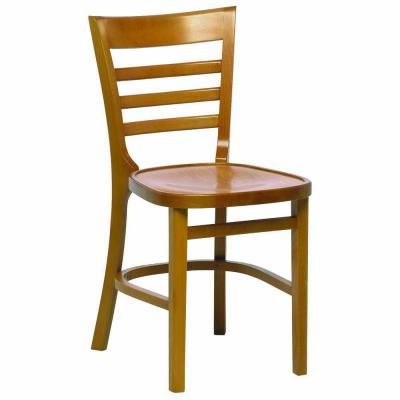 Michigan stacking sidechair
