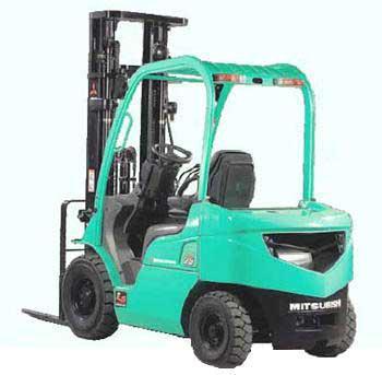 2.5 Ton Mitsubishi Forklift