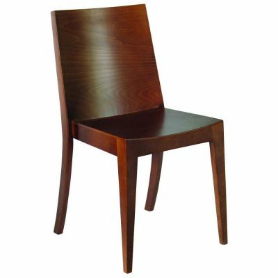 Nadia stacking sidechair