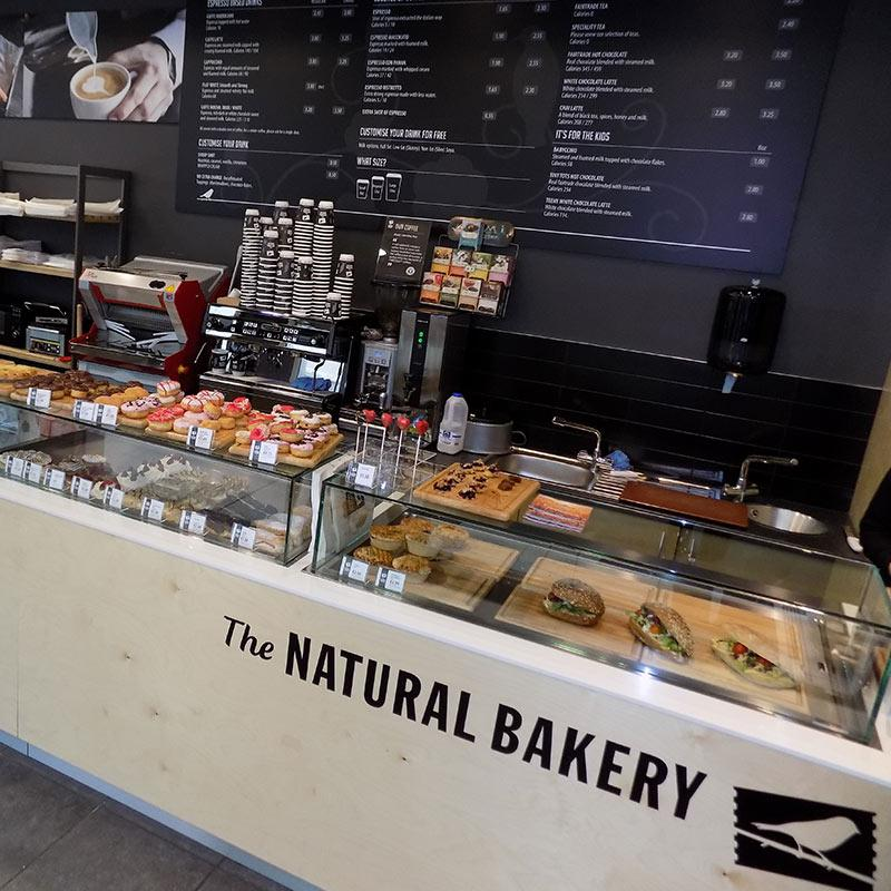 The Natural Bakery-Clarehall - Anglo Irish Refrigeration