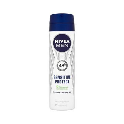 Nivea Men Deodorant Sensitive Protect Spray ...