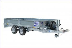 Trailer 12ft x 6ft 6in
