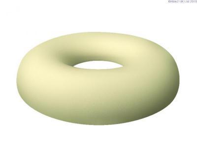 Harley Original Ring Cushion