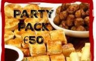 Party Pack €50