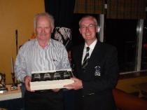 Past President's Prize: Dominic O'Brien