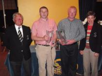 Foursomes Matchplay Winners