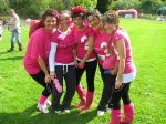 Pink Ribbon Walk ladies