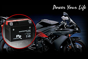 Motorcycle and Power Systems