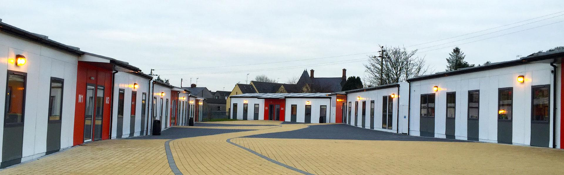Instaspace provided a solution for Rainey Endowed School Co Derry