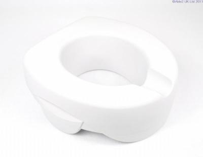Rehosoft Raised Toilet Seat