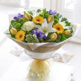 Easter Egg Hand-tied Bouquet