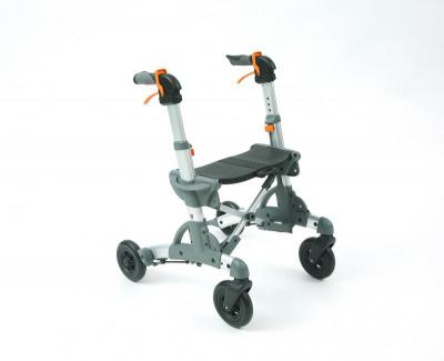 S7 COMPACT ROLLATOR LOW