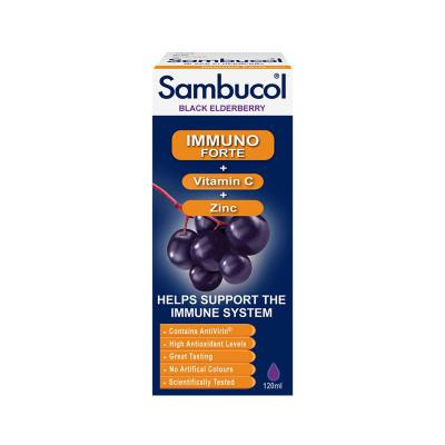 Sambucol Immuno Forte Black Elderberry Liqui...