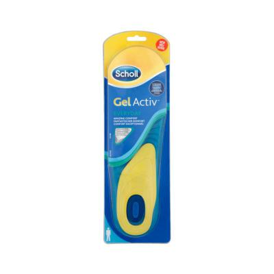 Scholl Gel Activ Insoles For Men - Regular