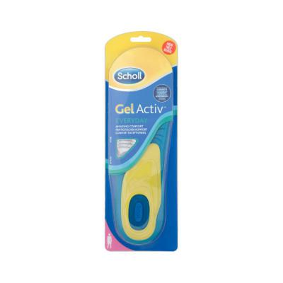 Scholl Gel Activ Insoles For Women - Regular