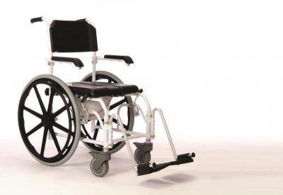 Self Propelled Shower / Commode Chair