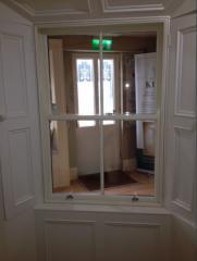 Internal View Of Sash Window