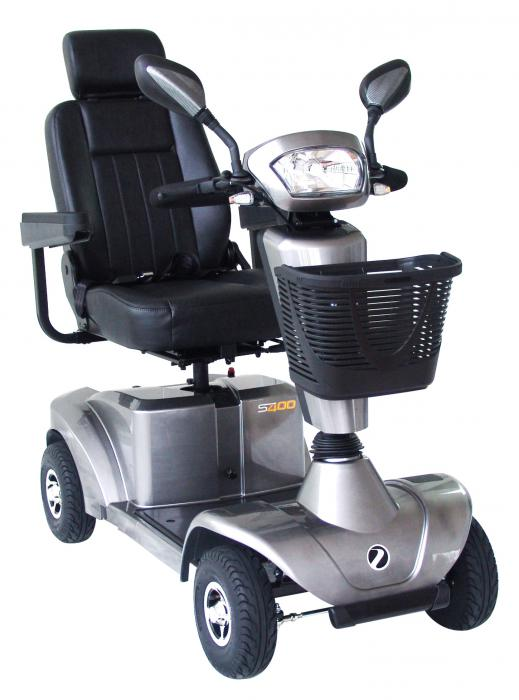 S400 Compact Scooter