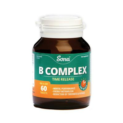 Sona B-Complex Tablets - 60's