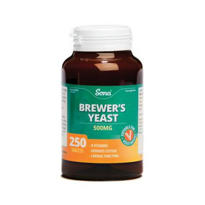 Sona Brewers Yeast Tablets - 250's