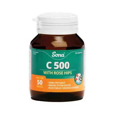 Sona C500 Tablets - 50's