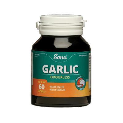 Sona Garlic Capsules - 60's
