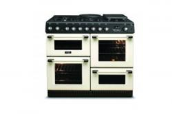 Hotponit - Traditional 100cm Dual Fuel Range