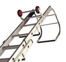 Double Section Trade Roof Ladder