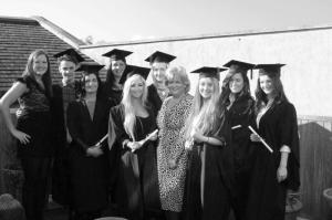 Beauty Specialist and SFX Make-Up 2012/2013